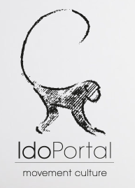 Ido Portal: Movement artist - researcher - teacher Works with all sorts of developmental aspects of movement, health, ability.